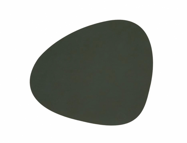 Bilde av Curve L Bordbrikke nupo 37x44, Dark Green
