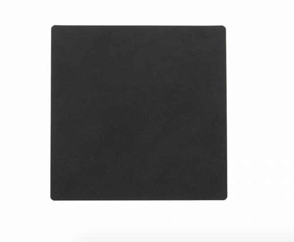 Bilde av Glass Mat Square 10x10 Nupo Black