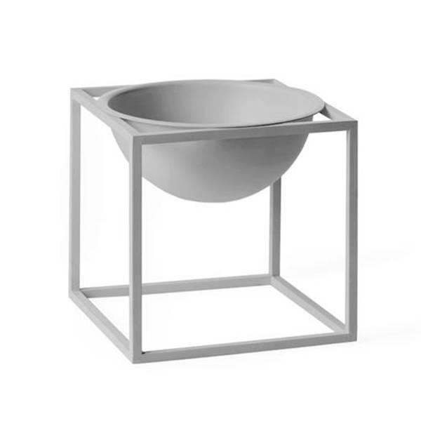 Bilde av By lassen kubus bowl small, beige og light grey