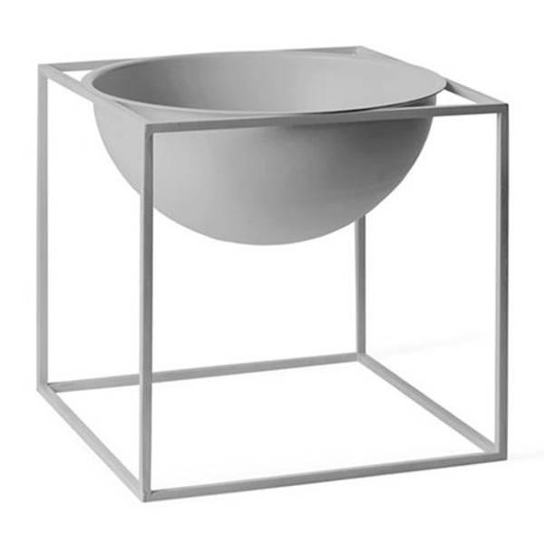 Bilde av By lassen kubus bowl large, light grey eller beige