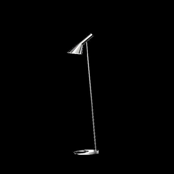 Bilde av Louis Poulsen Aj gulv, polert rustfritt stål