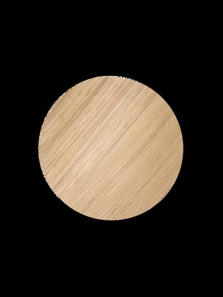 Bilde av Ferm Living Wire Basket Top- small oiled oak