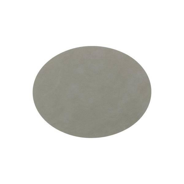 Bilde av Bordbrikke 26x33cm Oval S,Nupo Light grey