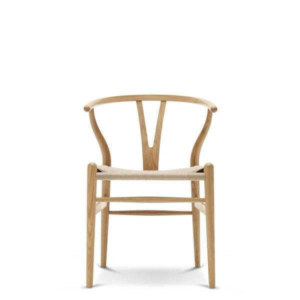 Bilde av Carl Hansen CH24 Wishbone chair oljet eik