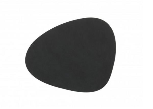 Bilde av Curve S Bordbrikke nupo 24x28, black