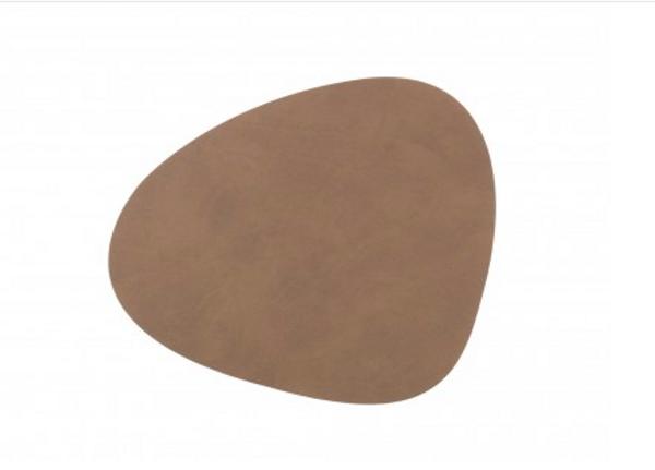 Bilde av Curve S Bordbrikke nupo 24x28, brown