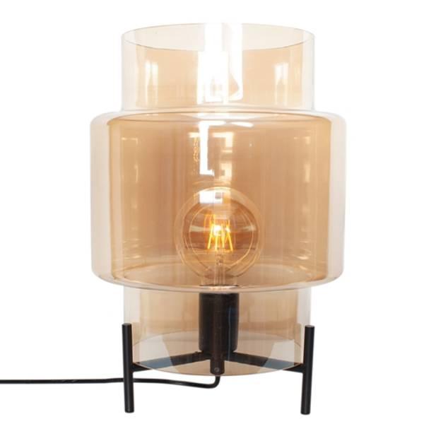 Bilde av Ebbot bordlampe H29cm Amber