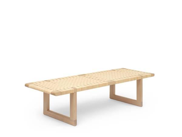 Bilde av Carl Hansen BM0488 Table bench 138x46 Massivt tre/olje