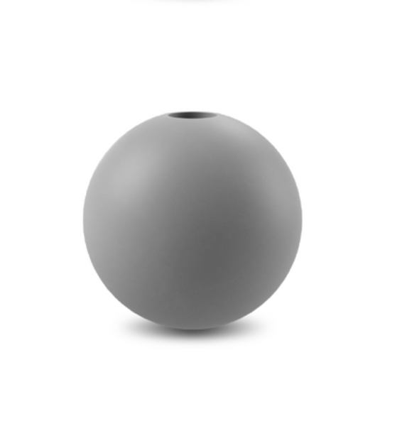 Bilde av Cooee candlestick ball 10cm, grå