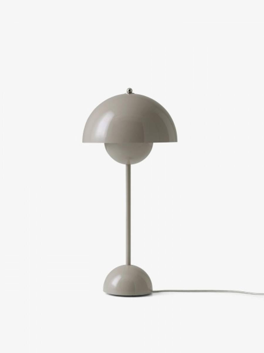 Flowerpot VP3 grey/beigea